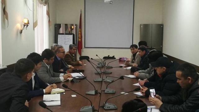 Иранские бизнесмены заинтересованы в поставках кыргызской фасоли