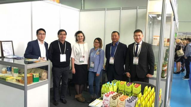 Компании Кыргызстана участвуют на выставке «InterFood Astana 2018»