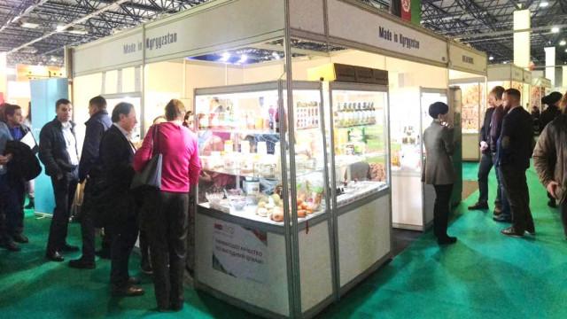 """Компании Кыргызстана на выставке """"World Food Kazakhstan"""""""