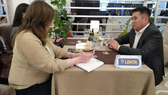В рамках Восьмой Межрегиональной Кыргызско-Российской конференции состоялась биржа контактов
