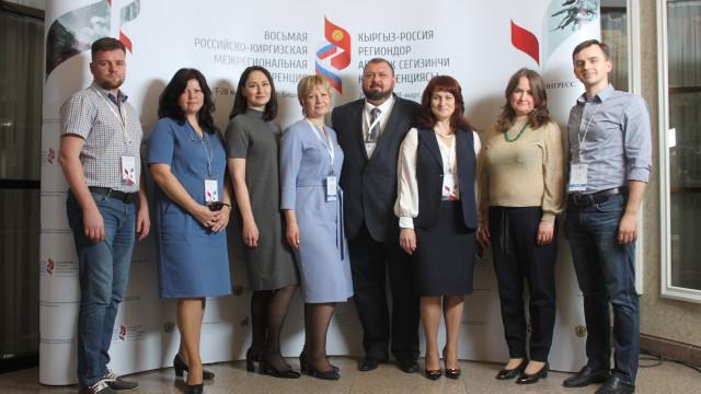 Торговые сети Сибирского федерального округа посетили отечественные предприятия
