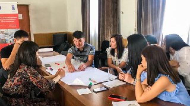 Тренинг по подготовке к интернационализации экспортеров для инстиутов поддержки торговли