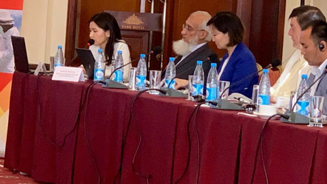Информационный семинар по системе REX в г. Бишкек