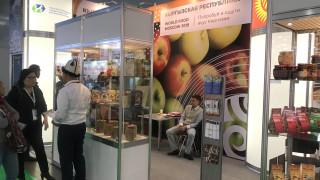 Кыргызская Республика принимает участие на 28-й международной выставке продуктов питания World Food Moscow