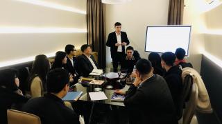 21 января состоялась встреча с отечественными производителями по выходу на рынок Российской Федерации