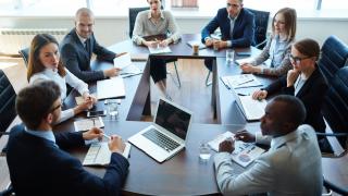Кыргызские экспортеры провели бизнес встречу с представителями Торговых центров РФ
