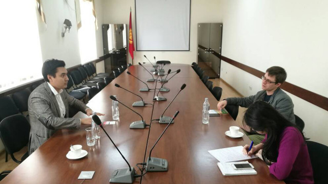 Розничная сеть «Магнит» заинтересована в кыргызской плодоовощной продукции